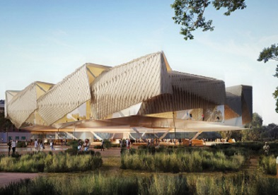A Design for Adelaide's Aboriginal Cultures Centre