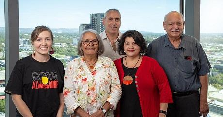 A Design for Adelaide's Aboriginal Cultures Centre