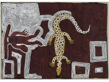 A French Finale to 2012 Aboriginal Art Auctions