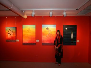 A NAIDOC WEEK exhibition