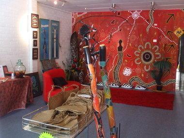 New Indigenous Art Gallery To Showcase Shoalhaven Local Talent