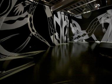 Koorie Art Projected