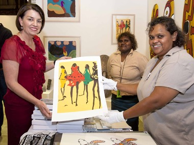 Cairns Indigenous Art Fair a huge success