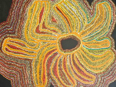 McCulloch's Aboriginal Art @ Salt Contemporary 2010: The Summer Show