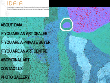 New developments for ABORIGINAL ART