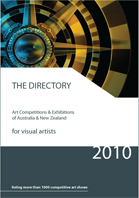 The Directory - Art Competitions & Exhibitions of Australia & NZ 2010