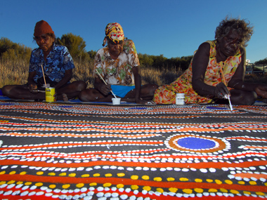 Workshop: Developing the Eye: Choices in curating Aboriginal art programs and exhibitions