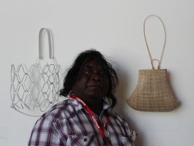 Abe Muriata - in WA Indigenous Art Awards