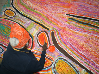 August 2009 Australian Aboriginal Art News Archives At News