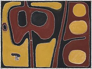 Aboriginal Art Auction Signals a Shift Towards Minimalism and Tradition