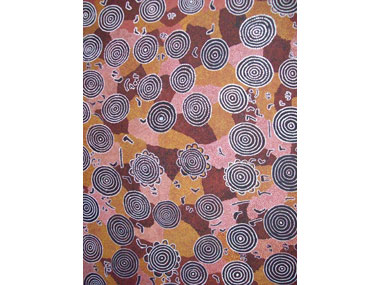 ABORIGINAL ART FROM THE ARTHUR PAPADIMITRIOU COLLECTION