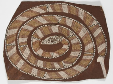 Aboriginal Art is Modern