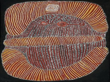 Aboriginal Artist Auction Records at Stellar Sotheby's Sale