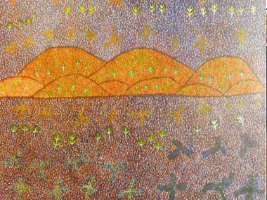 Aboriginal Artworks Go Missing