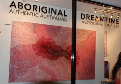 Aboriginal Dreamtime Fine Art Gallery opens in West Hollywood