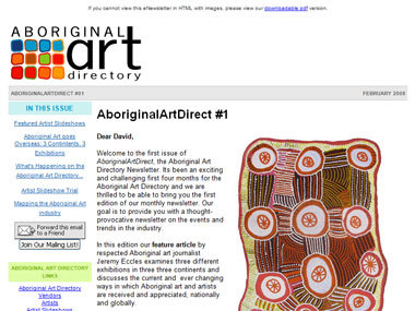 AboriginalArtDirect #1