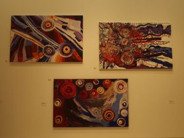 APY ART DOMINATES THE WYNNE