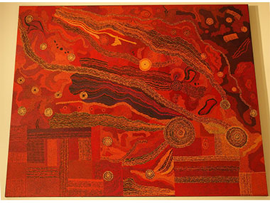 APY ART DOMINATES THE WYNNE