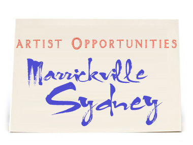 Artist Opportunities in Sydney
