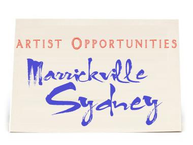 Artist Opportunities in Sydney