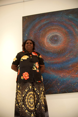 Artist Spotlight: Alma Nungarrayi Granites