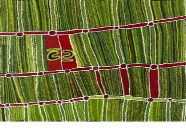 Australian Contemporary Indigenous Art - Now