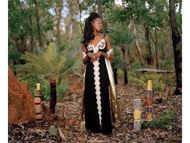 Bindi Cole: Artist Spotlight Interview with the 2009 Deadly Art Award winner