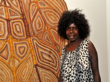 BLACK & WHITE ARTISTS IN NT VIE FOR TOGART AWARD