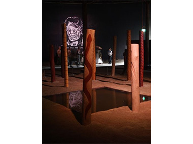 Bungaree wins top museums and galleries award