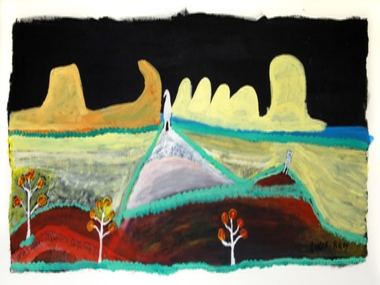 Colour Country: Art from Roper River' Tours for a Year