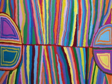 Contemporary Aboriginal Art Exhibition :: Opens May 6, 6pm