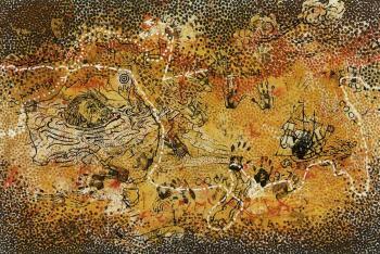 Cutting-edge Aboriginal Art at Bonhams Australia May 29 Contemporary Art Sale