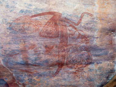 DAWN OF ART IN THE KIMBERLEY
