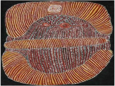 Early Papunya Boards Head Sothebys Australia Aboriginal Art Sale