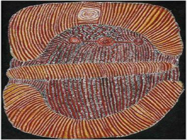Early Papunya Boards Head Sothebys Australia Aboriginal Art Sale