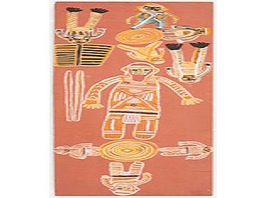 """Founding Documents of Aboriginal Art"" Go On Show"