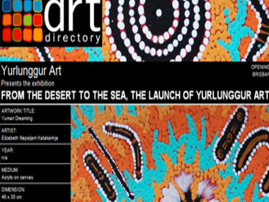 From the Desert to the Sea, the Launch of Yurlunggur Art