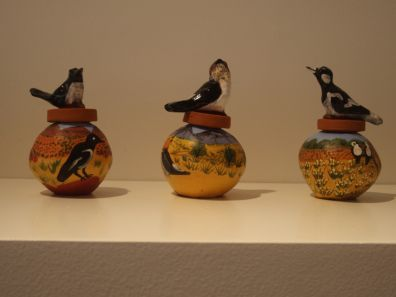 INDIGENOUS STORIES IN CLAY