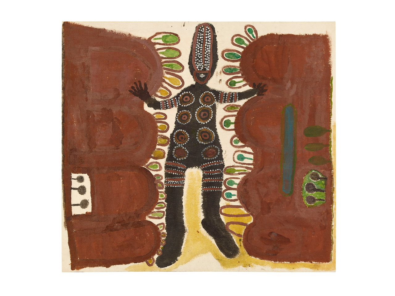 Jarinyanu David Downs Collection Heads to NT