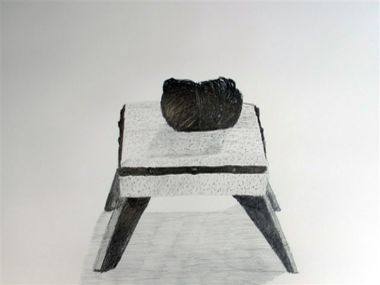 Works on Paper Exhibition by Neridah Stockley
