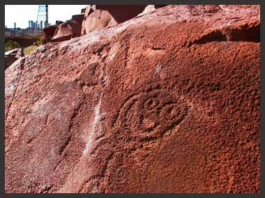 New threat to world's largest rock art collection