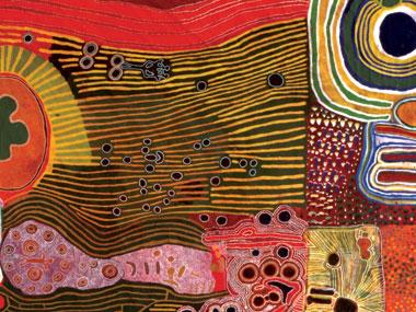 Ngurrara, The Great Sandy Desert Canvas