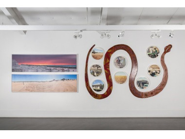 Reclamation exhibition launched as a part of the Wominjeka Festival
