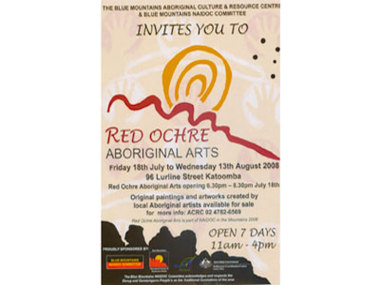 Red Ochre Aboriginal Arts