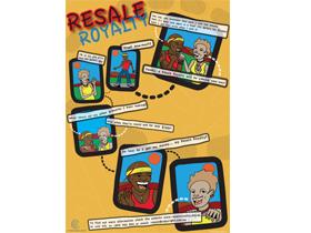 RESALE ROYALTY UPDATE