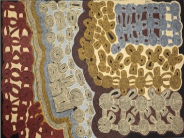Solid Prices for Aboriginal Art at Menzies Art Brands June 20 Sale