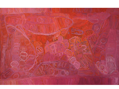 Sonia Kurarra wins Most Outstanding Work at 2012 Hedland Art Awards