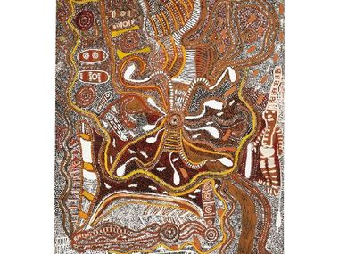 Sotheby's 15th October Important Aboriginal Art Auction in Sydney