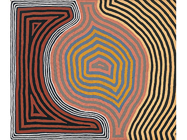 Sotheby's NY Inaugural Aboriginal Art Auction
