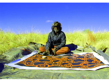 Spinifex Arts Project tours Germany in 2013